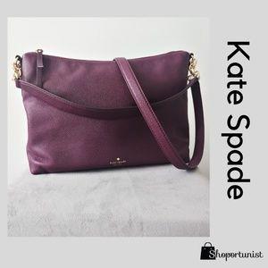 "Kate Spade ""Alena Larchmont Avenue"" Bag"
